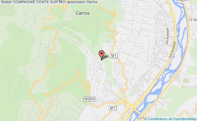 plan association Compagnie Conte Sur Moi