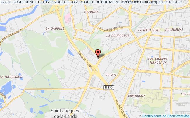 plan association Conference Des Chambres Economiques De Bretagne