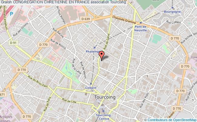 plan association Congregation Chretienne En France