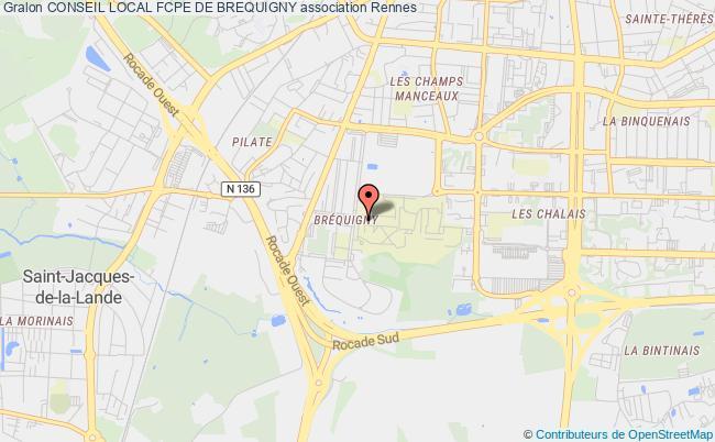 plan association Conseil Local Fcpe De Brequigny