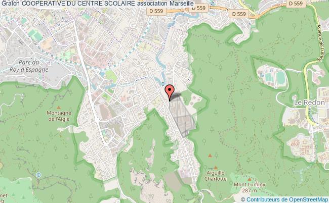 plan association Cooperative Du Centre Scolaire