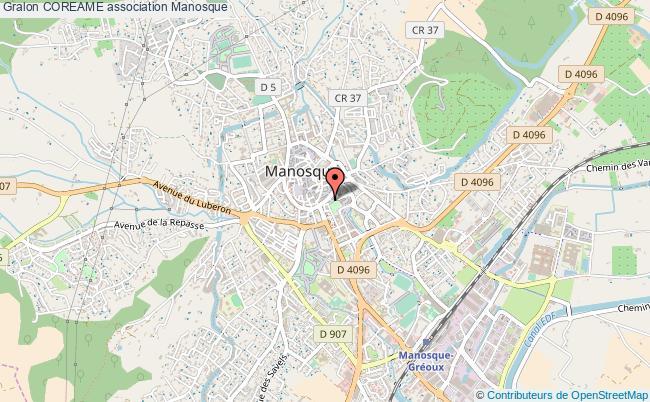 plan association Coreame