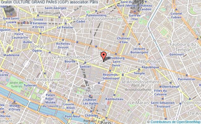 plan association Culture Grand Paris (cgp)