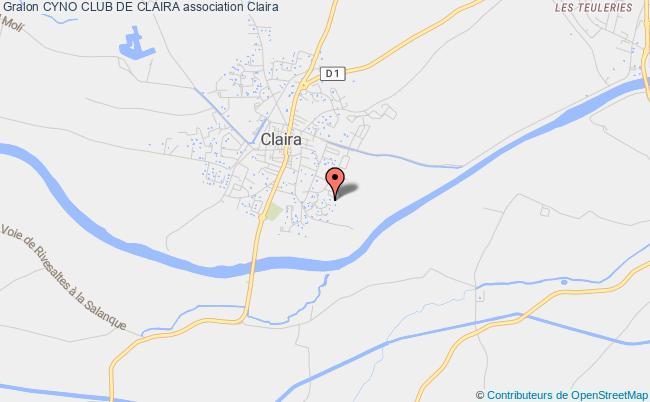 plan association Cyno Club De Claira
