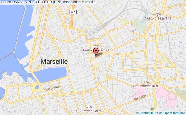 plan association Dans La Peau Du Btir (dpb) Marseille 1