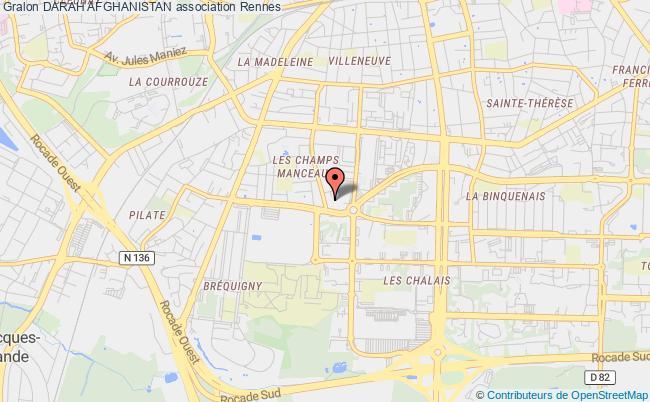 plan association Darah Afghanistan Rennes