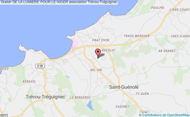 plan association De La Lumiere Pour Le Niger