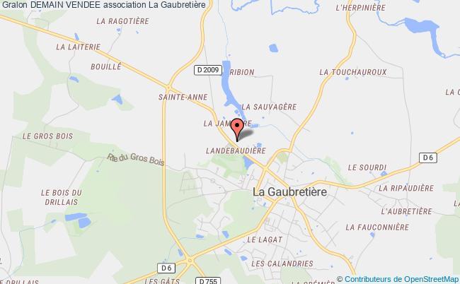 plan association Demain Vendee Roche-sur-Yon