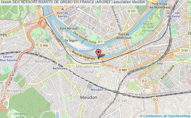 plan association Des Ressortissants De Grebo En France (argref)