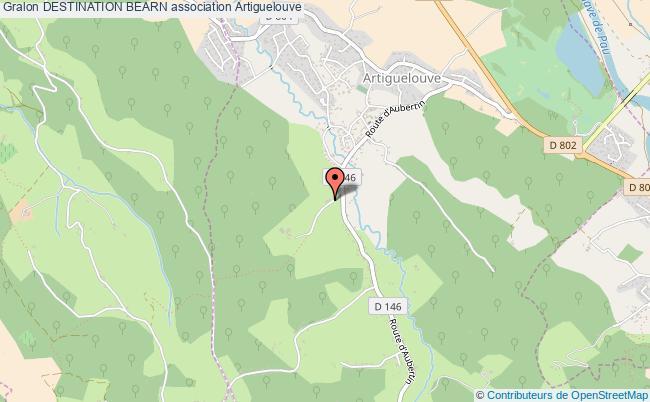 plan association Destination Bearn