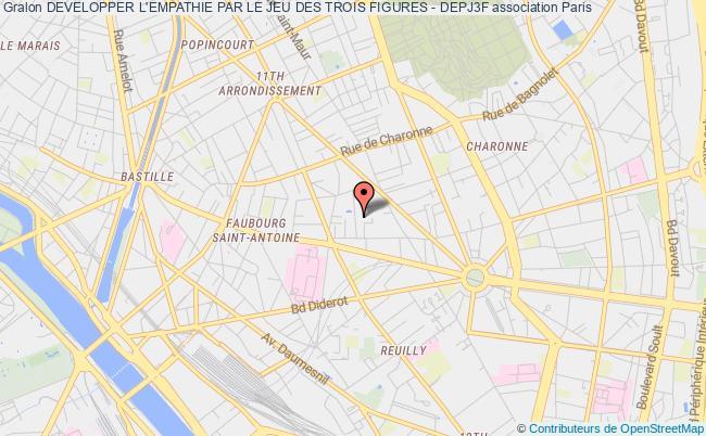 plan association Developper L'empathie Par Le Jeu Des Trois Figures - Depj3f
