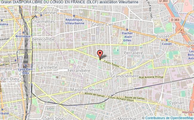 plan association Diaspora Libre Du Congo En France (dlcf)