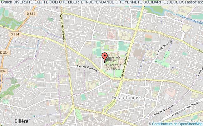 plan association Diversite Equite Culture Liberte Independance Citoyennete Solidarite (declics)