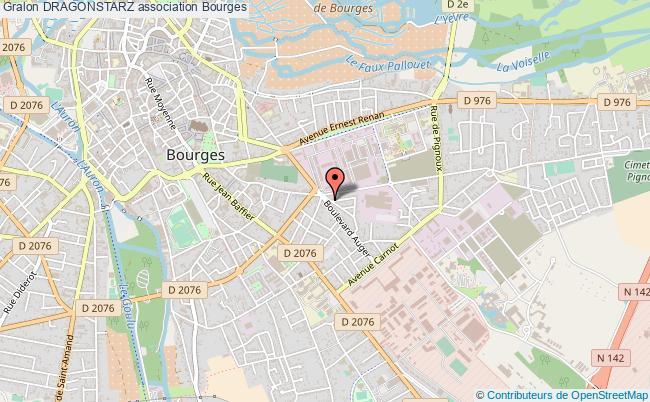 plan association Dragonstarz Bourges