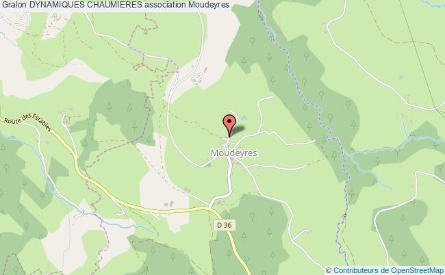 plan association Dynamiques Chaumieres Moudeyres