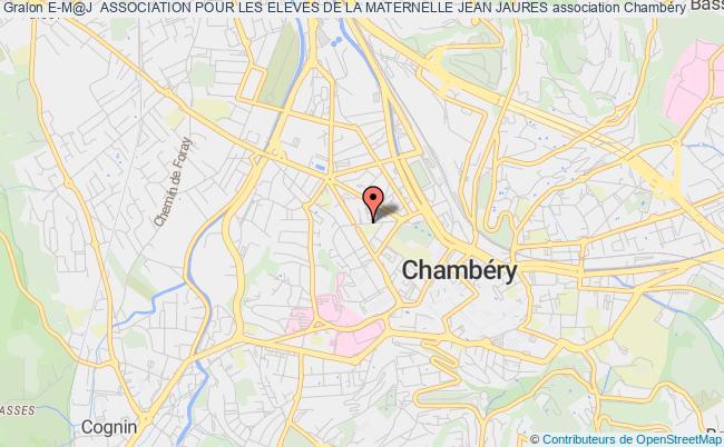 plan association E-m@j  Association Pour Les Eleves De La Maternelle Jean Jaures