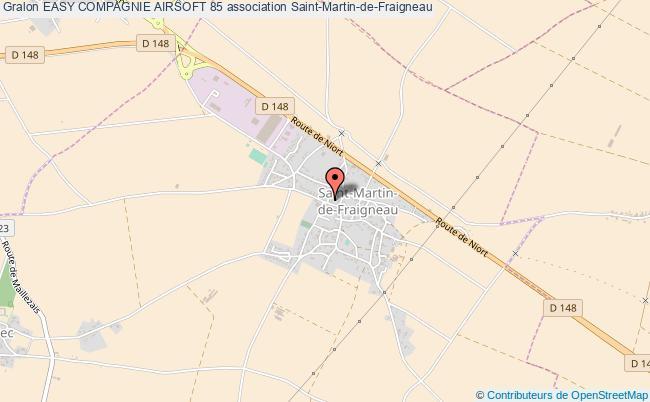 plan association Easy Compagnie Airsoft 85 Saint-Martin-de-Fraigneau