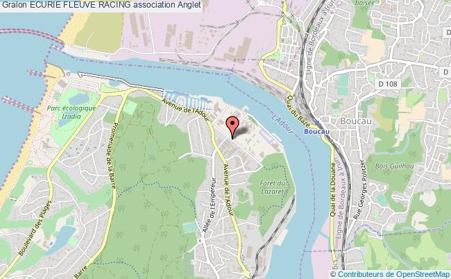 plan association Ecurie Fleuve Racing