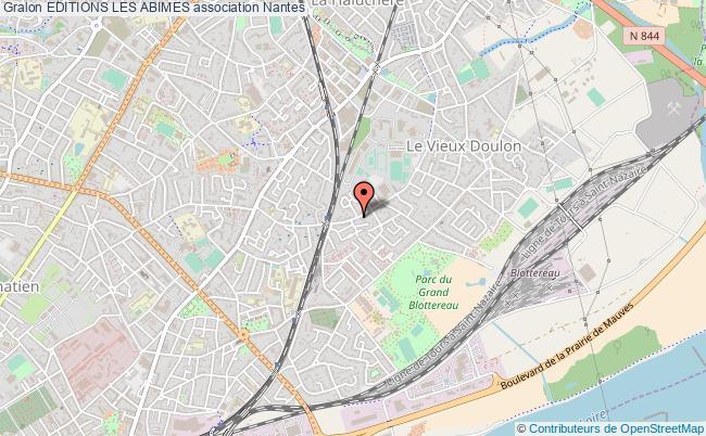 plan association Editions Les Abimes