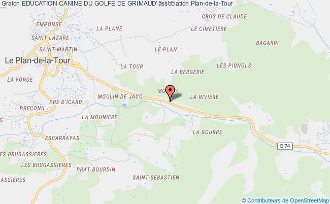 club canin cannet des maures