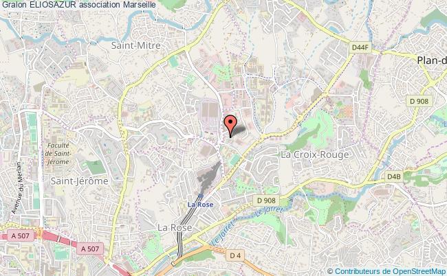 plan association Eliosazur Marseille