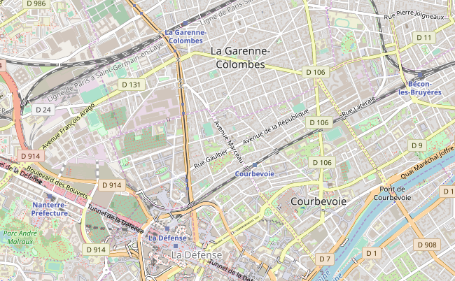 plan association Eliroseforever Courbevoie