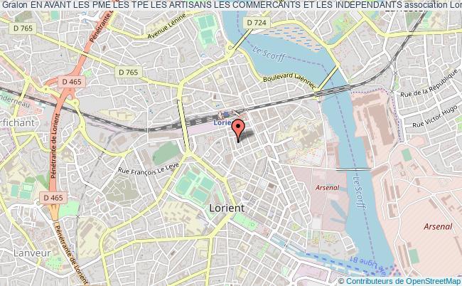 plan association En Avant Les Pme Les Tpe Les Artisans Les Commercants Et Les Independants