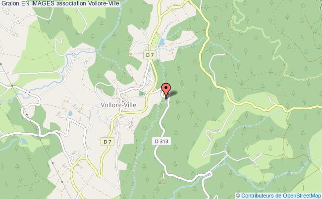 plan association En Images Vollore-Ville
