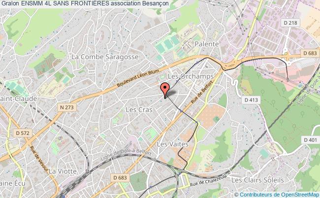plan association Ensmm 4l Sans FrontiÈres