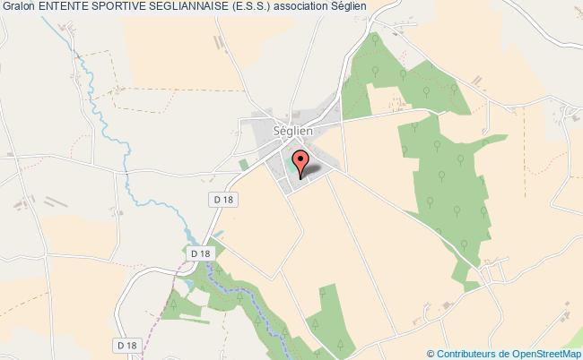 plan association Entente Sportive Segliannaise (e.s.s.)