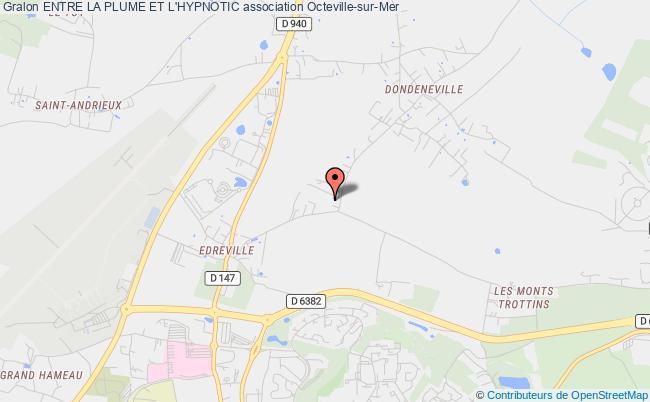 plan association Entre La Plume Et Le Papyrus Octeville-sur-Mer