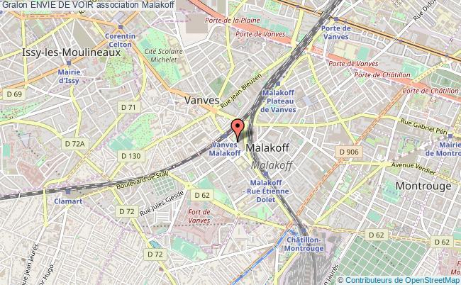 plan association Envie De Voir Malakoff