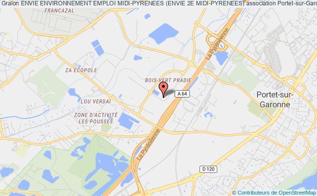 plan association Envie Environnement Emploi Midi-pyrenees (envie 2e Midi-pyrenees)
