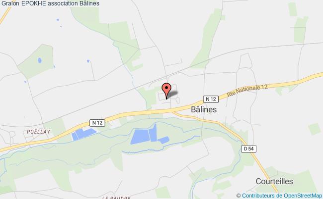plan association Epokhe Association Des ThÉrapies Alternatives (eata)