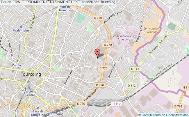 plan association Erwill Promo Entertainment E.p.e. Tourcoing