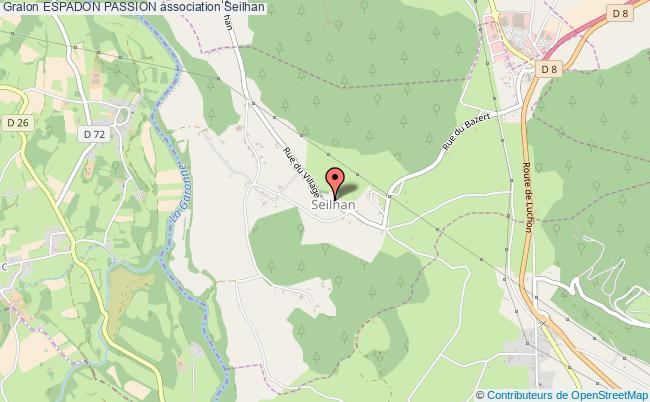 plan association Espadon Passion