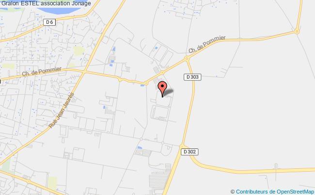 plan association Estel (espace TÉlÉcommunications Et ContrÔle- Commande)