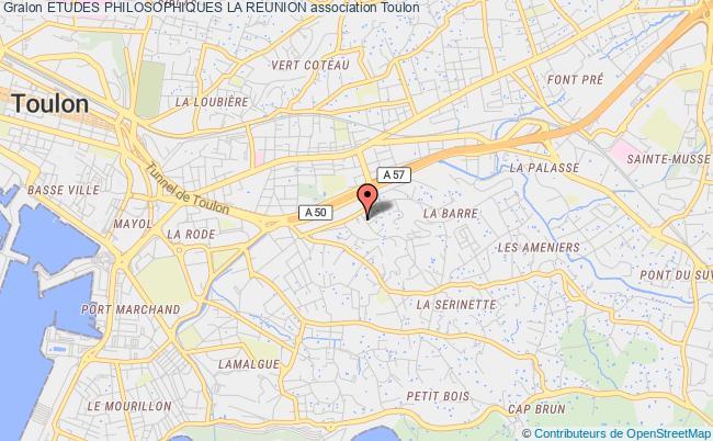plan association Etudes Philosophiques La Reunion