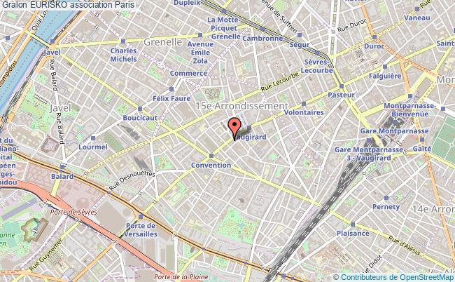 plan association Eurisko Paris
