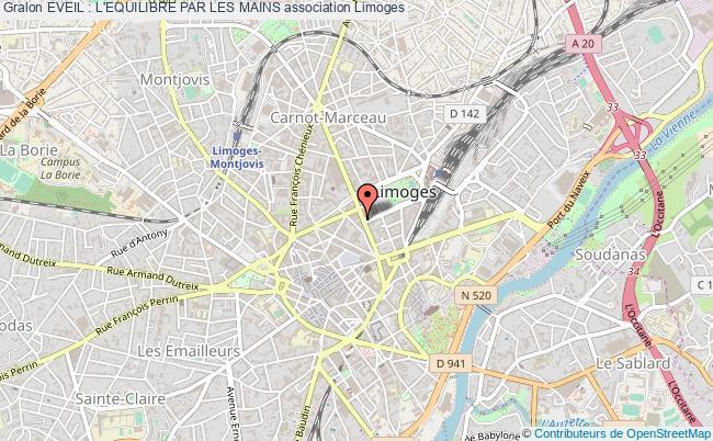 plan association Eveil : L'equilibre Par Les Mains Limoges
