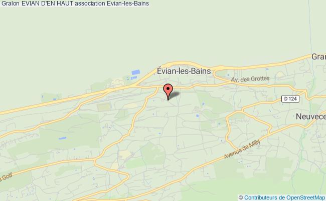 plan association Evian D'en Haut