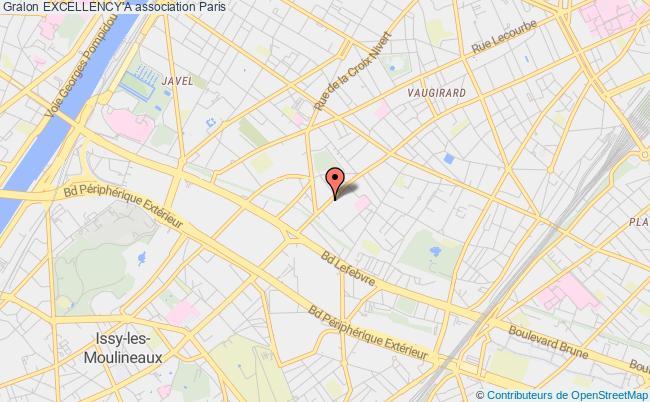 plan association Excellency'a PARIS