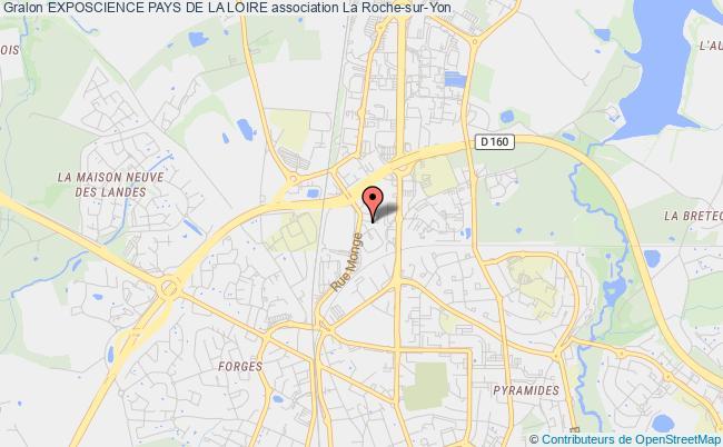 plan association Exposcience Pays De La Loire La    Roche-sur-Yon