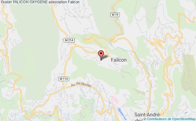 plan association Falicon Oxygene