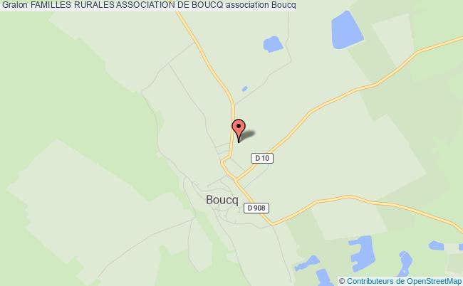 plan association Familles Rurales Association De Boucq