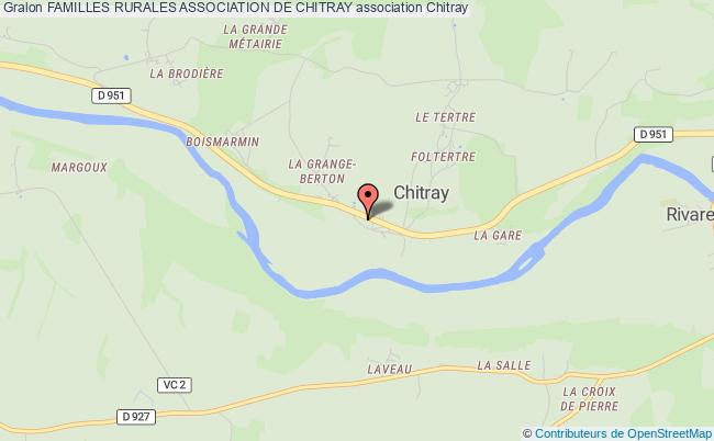 FAMILLES RURALES ASSOCIATION DE CHITRAY