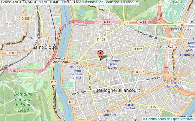 plan association Fast France Syndrome D'angelman