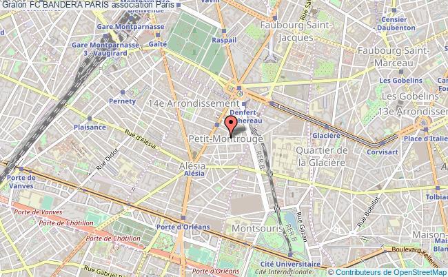 plan association Fc Bandera Paris