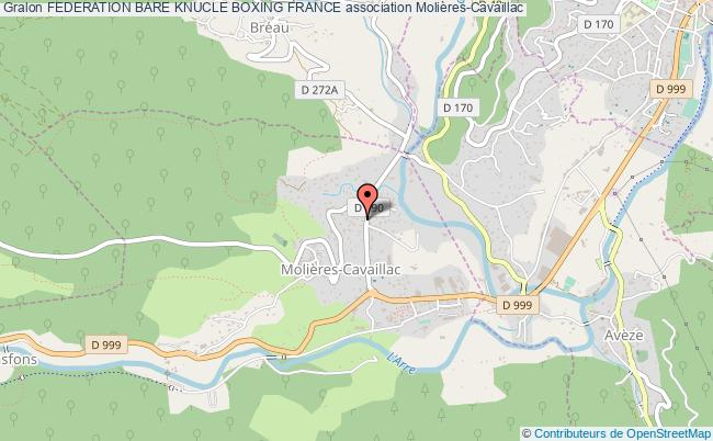plan association Federation Bare Knucle Boxing France