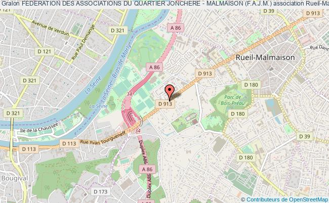 Federation Des Associations Du Quartier Jonchere Malmaison F A J M Association Rueil Rueil Malmaison